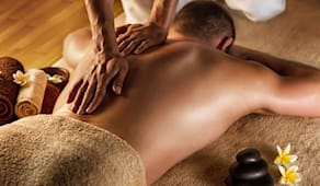 4 massaggi 60' uomo
