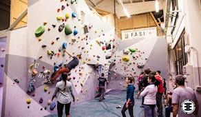 5 ingressi arrampicata