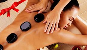Massaggio del pentagono