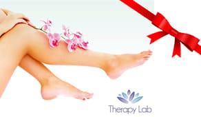 Smalto + massaggio gambe