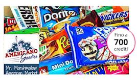 Mr. marshmallow shop card