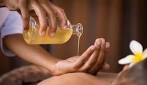 Massaggio rilassante 1h