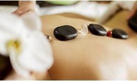Massaggio hot stone 1h