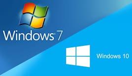 Da windows 7 a window 10