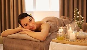 Massaggio + zona relax