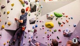 1 lezione arrampicata x2