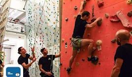 1 lezione arrampicata x4