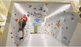 2 lezioni arrampicata x2