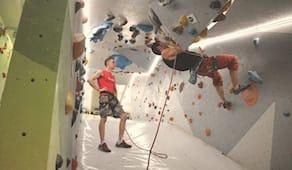 2 lezioni arrampicata x3