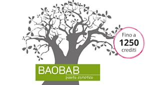 Baobab shopping card