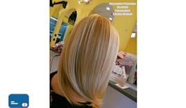 Colore 15' capelli lunghi