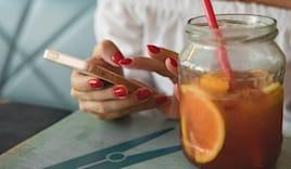 Gel + nail art