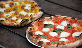 Menù pizza x2 + bibita