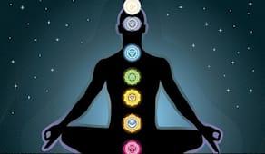 Massaggio dei chakra 50'