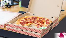 Pizza + consegna bugs