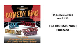 Comedy ring fidenza