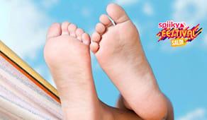 Curativo piedi beauty ⭐