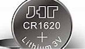 Pila bottone cr 1620