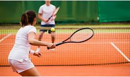 4 lez. corso tennis