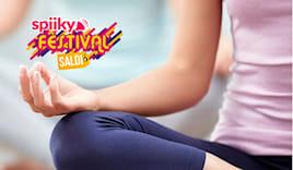1 lezione yoga o pilates⭐
