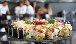 Degustaz sushi fusion x2