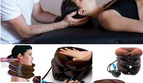 Tratt cervicale+cuscino