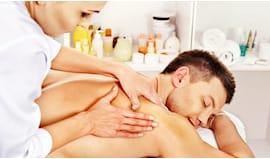 Massaggio localizzato