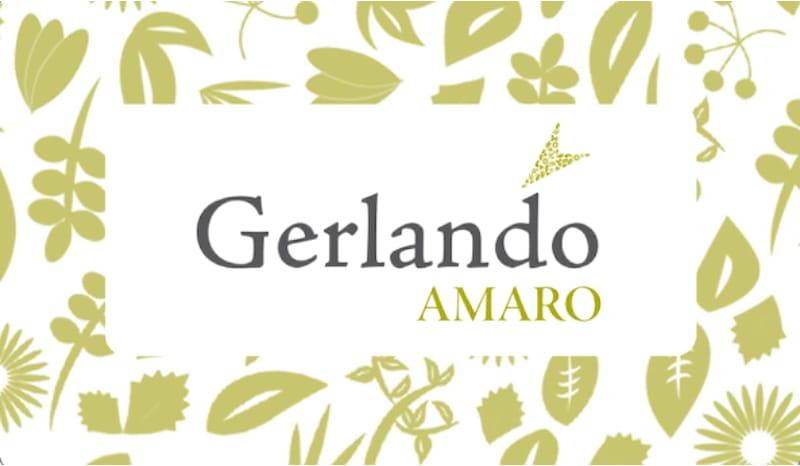 AMARO GERLANDO SHOP CARD