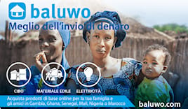 Baluwo shopping card