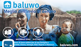 Baluwo shopping card