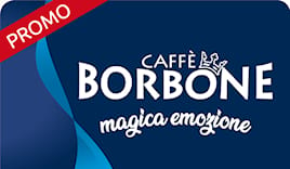 Caffè borbone shop card