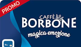 Caffè borbone shop card