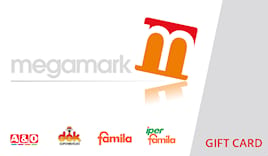 Megamark shopping card