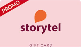 Storytel shopping card