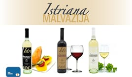 Istriana vini shop card