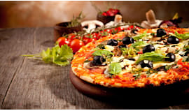 Menù pizza alfadoro