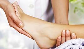 Trattamento luxury piedi