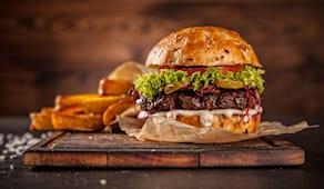 Hamburger street gio x2