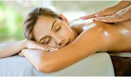 Massaggi cervicale relax