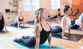 8 lez. yoga a soli 50€