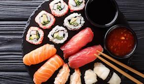 Asporto sushi nest x2