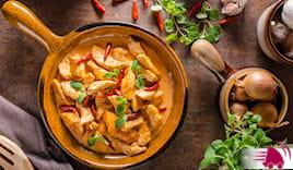 Menù indianapolis pollo