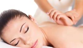 Massaggio schiena e collo