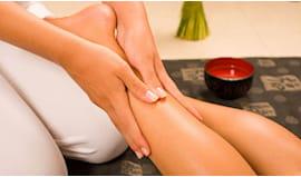 Massaggio sport gambe 30'