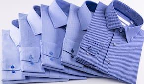 Lavo e stiro 10 camicie