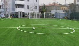 Campo calcio a 5 per 2ore