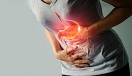 No reflusso gastrico