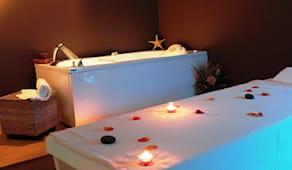 Vasca idro + massag relax