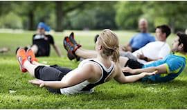 1 allenamento outdoor