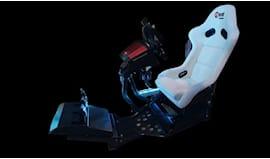 Simulatore di guida in vr
